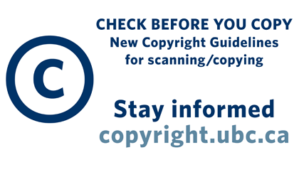Check before you copy | Stay informed