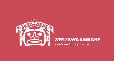 Xwi7xwa Library